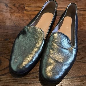 J Crew loafers 7 smoking slippers